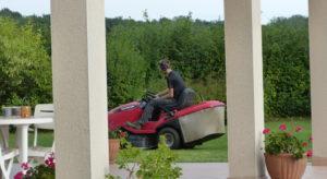 Entretien de jardins cluny